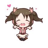 今井加奈ー!