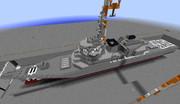 護衛艦三隻作ってみた【その2】DDG175みょうこう