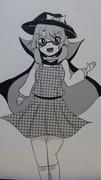 アナログ菫子