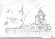 軽巡洋艦酒匂