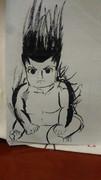 【落書き】赤子の手を捻る