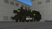 【モデル配布】C11型蒸気機関車254号機【MMD鉄道】