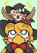 SZメとMGR鳥