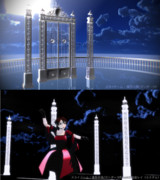 配布物の紹介1 - 門と柱と柵