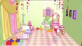 配布物の紹介2 - 乙女チックな部屋