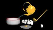 配布物紹介8 - 卵各種と台所用品