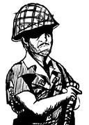 【ワンドロ】日本軍参謀将校