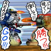 日米最終決戦!クラタスVSメガボットMk.Ⅲ
