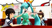 【MMD】Pai♥キャロットへようこそ?【おっぱいチョップ選手権】