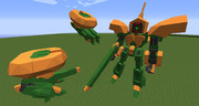 【minecraft】アッシマーを作ってみた【jointblock】