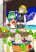 サマーキャンプ鍋☆