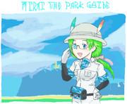 【けものフレンズ】園の案内人、ミライ