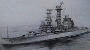 ミサイル軽巡洋艦 ガルベストン