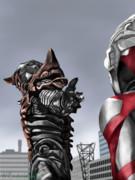 二つのパワーで闘えウルトラマンオーブ