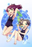 綾敷より暑中お見舞い申し上げます。