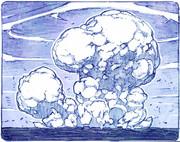 爆発エフェクトみたいなの