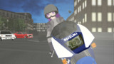 MMDドキプリ バイク運転だビィ