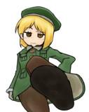 【アニメgif】種火集めに踏み踏みするポール・バニヤン