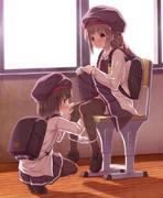 女子小学生の好奇心