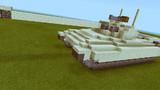 【Minecraft】センチュリオン戦車  リメイクver
