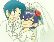 デスとハイエロファント【June Bride】