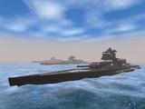 UX-54 エンフォーシヴ戦艦
