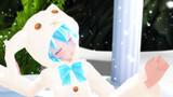 夏でもカワイイ ウサ・ミクちゃん(その2)