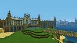 【Minecraft】PS4で街作り中!!!  門
