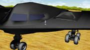 アライさん専用B-2スピリット戦略爆撃機