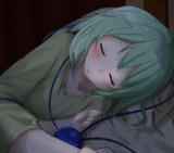こいしちゃんと添い寝 差分1