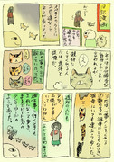日記漫画(ねこ)