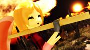 【Fate/MMD】開拓終わりの夕暮れに