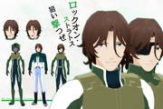 【MMDガンダム00】ロックオン・ストラトス【モデル配布】