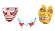 巨人風マスクセット2配布