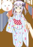 チノちゃんと夏祭りデート