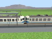 railsim2 413系と475系のつなぎ目