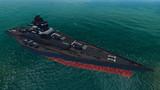 スーパーエクスペリメント級高速戦艦