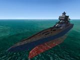 エンフォーサー級高速戦艦