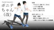 オリキャラモデル【MMDモデル配布】