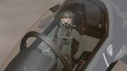 傭兵モブ娘パイロット