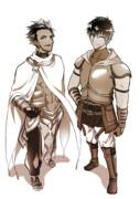 太陽王と勇者