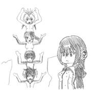 【けものフレンズ】フルルちゃん【落描き】