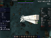 銀河帝国 高速戦艦