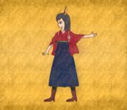 【壁画】篠原夏希(アバター)