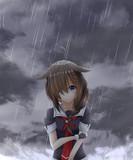 まだ、雨は止まない