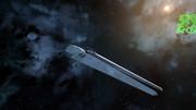銀河パトロール 攻撃型巡洋艦 BRITTANIAⅡ