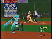 【MMD_第一回夏の甲子園】昭和風野球中継