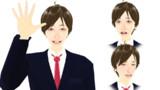 【MMDモデル配布】表情モーフ搭載エキストラ:WEP式HyperK介