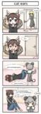 4 frame comic