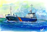 499総トン一般貨物船「大峰山丸」